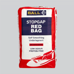 F Ball Stopgap Red Bag 25kg